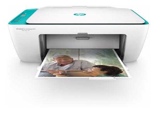 impresora hp multifuncion advantage 2675 color wifi garantia