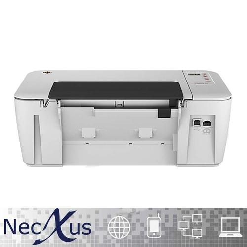 impresora hp multifunción deskjet 2545 wifi escanea usb