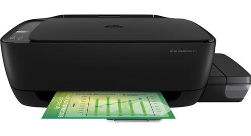 impresora hp multifuncion ink tank 415 wifi sistema cont