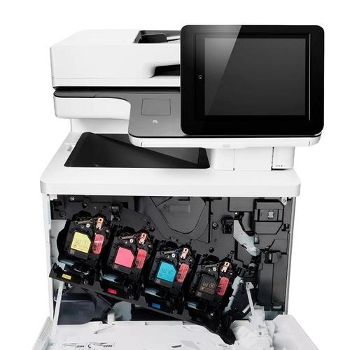 impresora hp multifunción laserjet enterprise m577dn