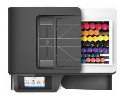 impresora hp multifunción pagewide pro 477dw
