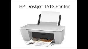 impresora hp multifuncional 1512  cartuchos