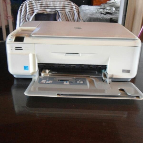 impresora hp multifuncional c4480
