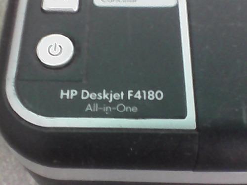 impresora hp multifuncional f4180