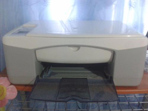 impresora hp multifuncional modelo f380