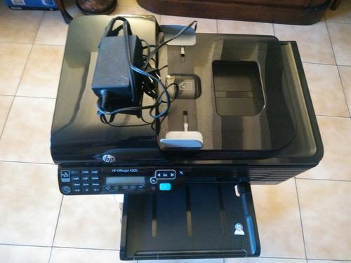 impresora hp office jet 4500 como nueva