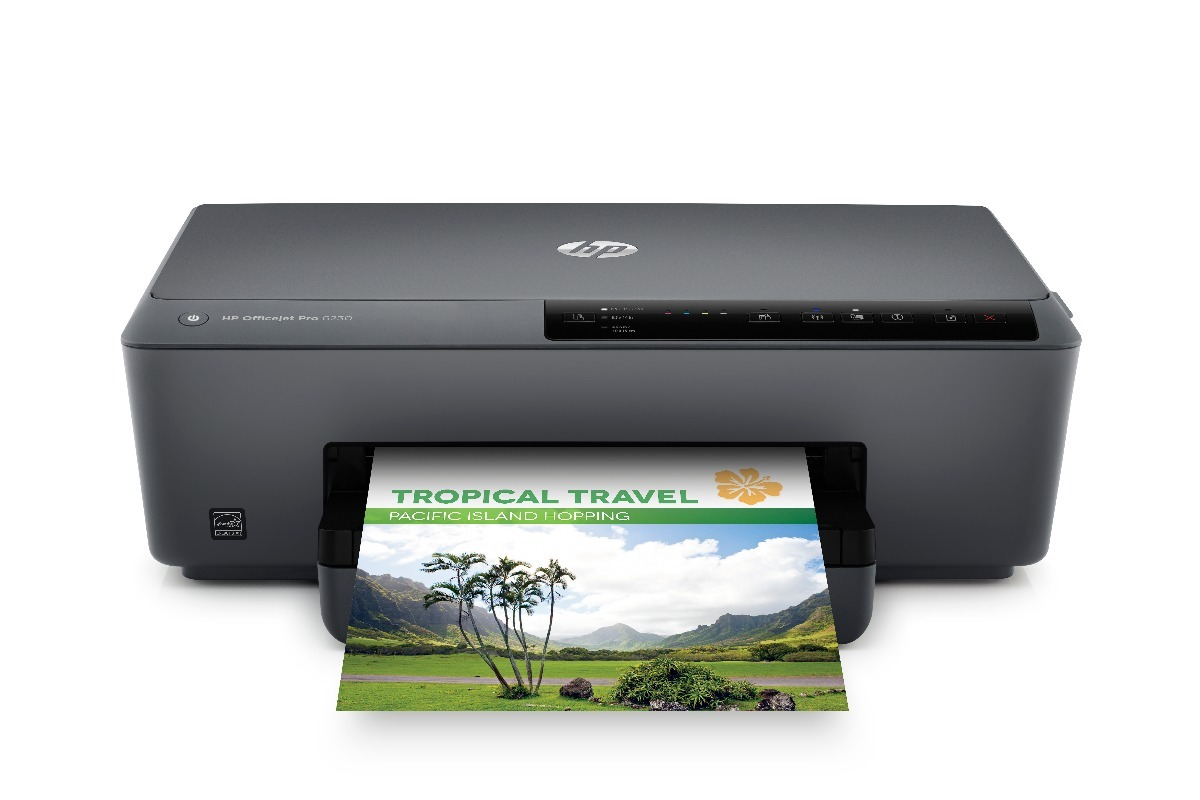 Impresora Hp Officejet Pro 6230 Color Wifi - $ 1.299,00 en Mercado Libre