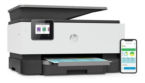 impresora hp officejet  pro 9020 multifuncion wifi