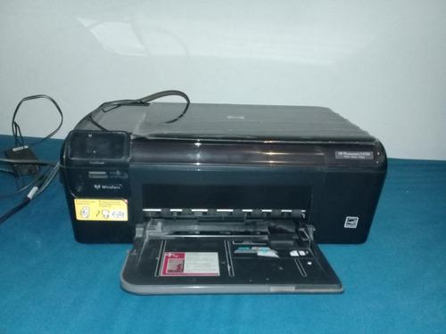 impresora hp photosmart c4780. print-scan-copy