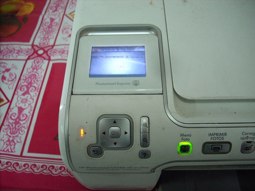 impresora hp photosmart c5280 para reparar.