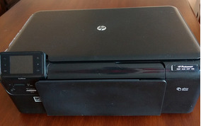 Impresora Hp Photosmart C4700 Series - Impresoras en