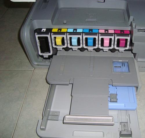 impresora hp photosmart d7360 usada para respuesto