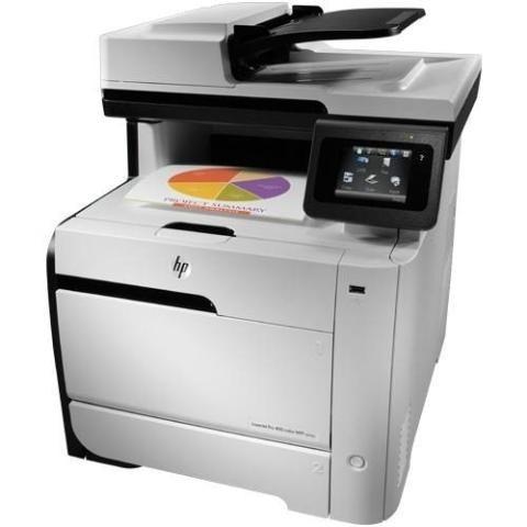 impresora hp pro 400 mfp 475 dw usada