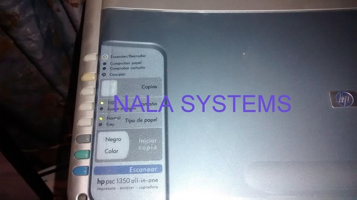 Impresora Hp Psc 1350 All In One Multifuncional Vbf P
