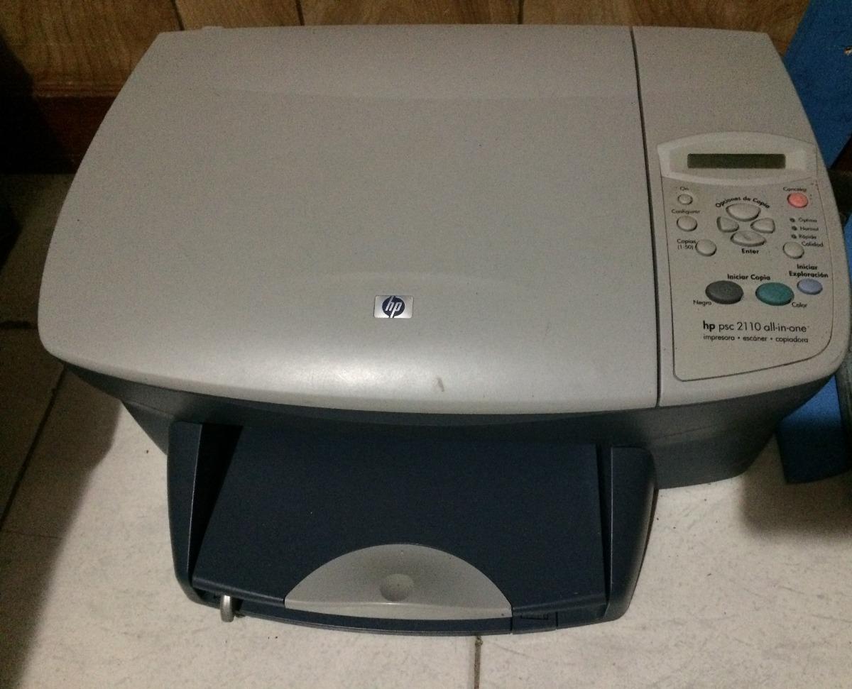 pilote imprimante hp psc 2110