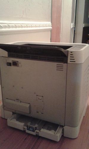 impresora hpcolor laserjet 2600n usada