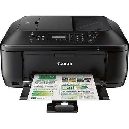 Impresora Inalambrica Todo En Uno Canon Pixma Mx 452