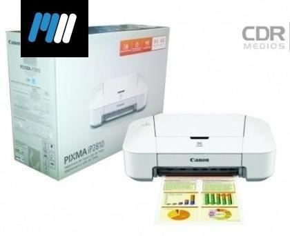 impresora inkjet canon ip2810