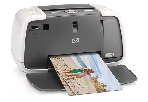 impresora inyección de tinta fotográfica digital hp photos