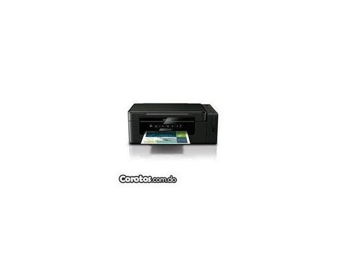 impresora inyeccion tinta continua epson l395