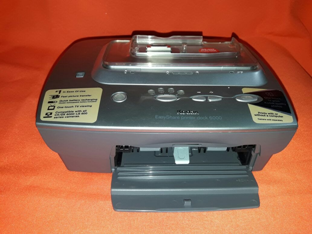 KODAK PRINTER DOCK 6000 DRIVERS FOR MAC