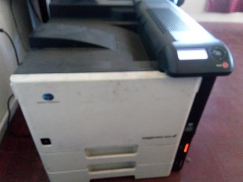 impresora konica minolta 8650 full color