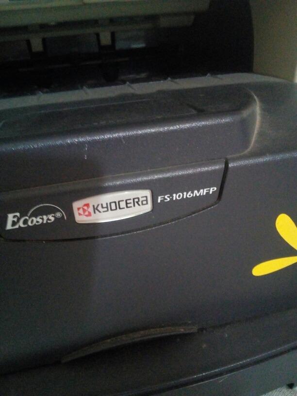 impresora kyocera, copiadora, escaner