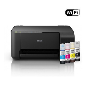Impresora L3150 Epson +sistema Original+ Wifi Multifun 2años