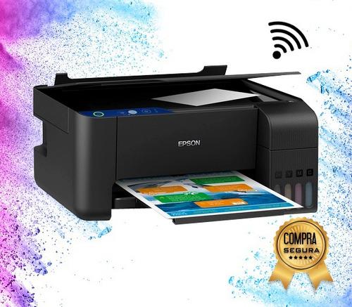 impresora l3150 epson sistema original wifi multifun inc iva