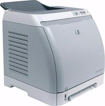 impresora lacer hp 2600n a color como nueva 4 colores
