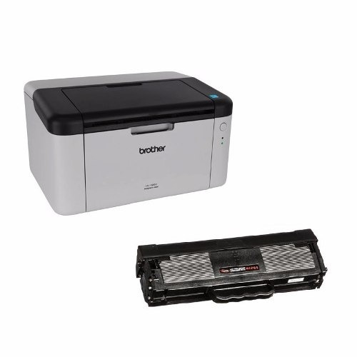 impresora laser brother hl 1200 + 1 toner extra!