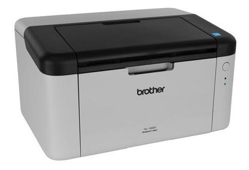 impresora laser brother hl 1200 + 2 toner extra cuotas