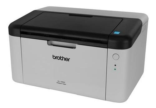impresora laser brother hl-1200 monocromatica usb 2.0 pce