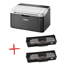 Impresora Laser Brother Hl 1212w Wifi + 2 Toner Extra