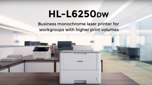 impresora láser brother hl-l6250dw