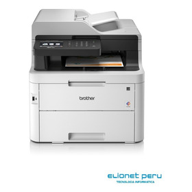 Impresora Laser Brother Mfc-l3750cdw