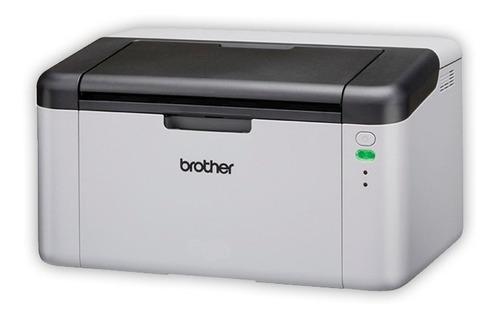 impresora laser brother monocromatica + 2 toner + papel