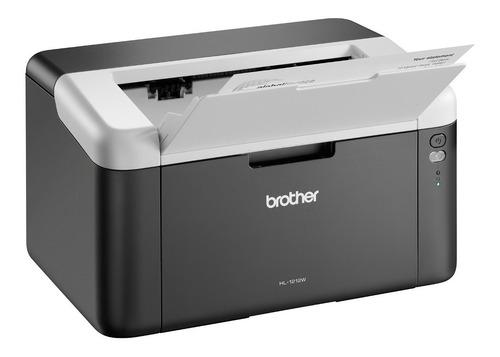 impresora laser brother monocromática hl-1212w 12cts