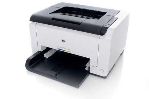impresora laser color hp cp1025nw 1025nw red wifi usb cp1025