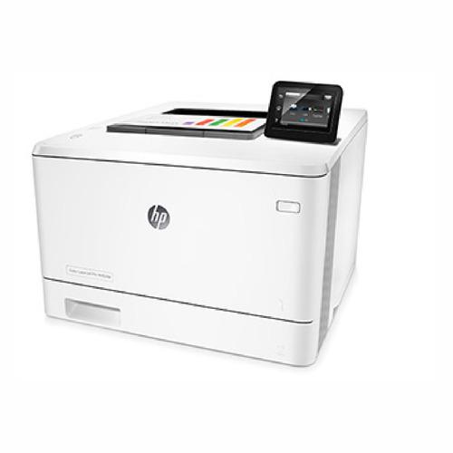 impresora laser color hp laserjet  m452dw