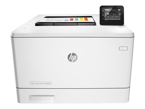 impresora laser color hp wi fi m452dw