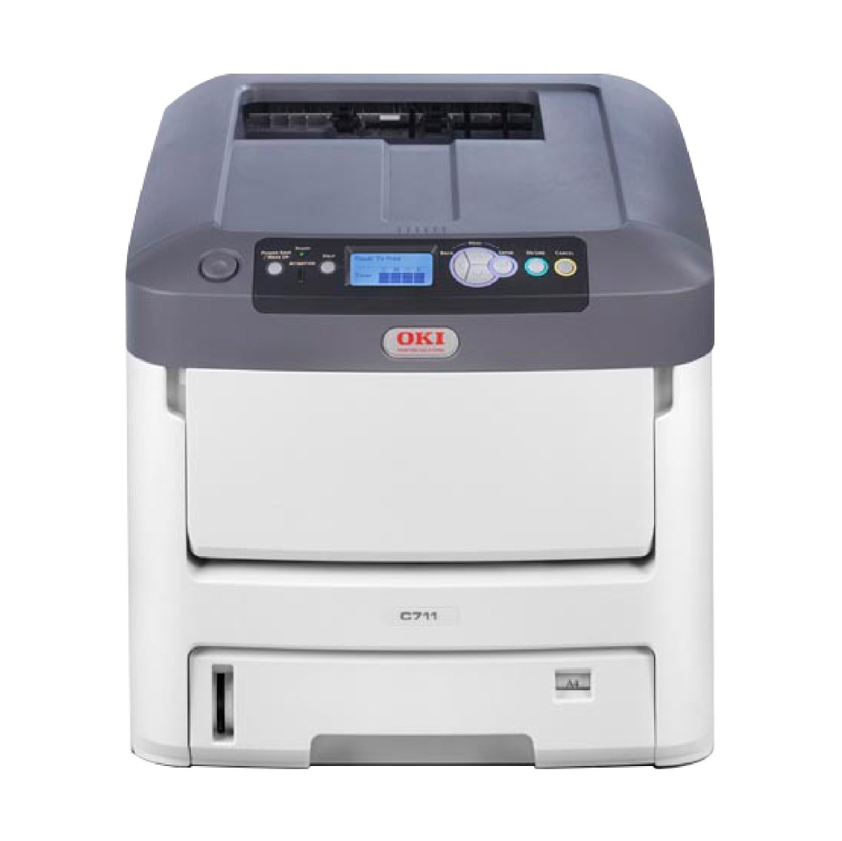 Impresora Láser Color Led Oki C711dn 34ppm A4 - $ 29.999,00 en ...