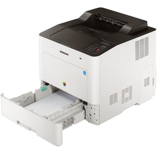 impresora laser color samsung wifi duplex nfc usb red