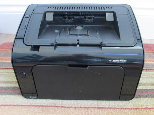 impresora laser hp 1102w