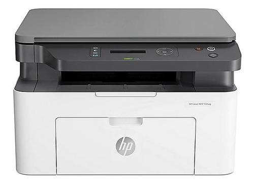 impresora laser hp 135w multifuncional monocromatica originl