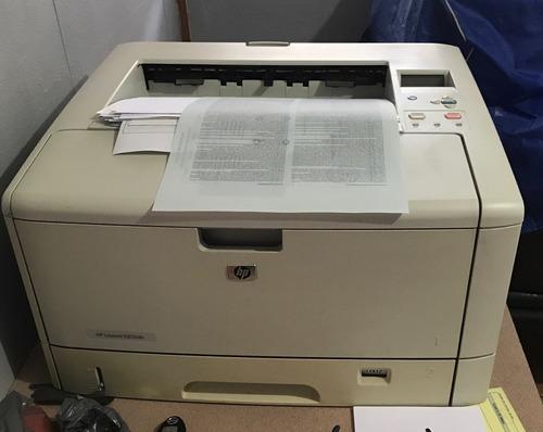 impresora laser hp 5200 tn para planchas polyester