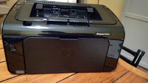 impresora laser hp laserjet pro p1102w nueva $23.000