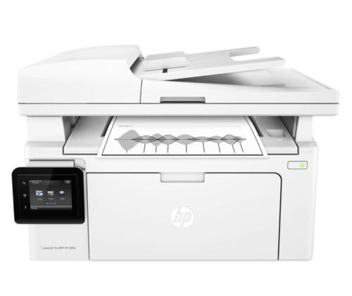 impresora laser hp m130fw multifuncional pro wifi ampli/redu