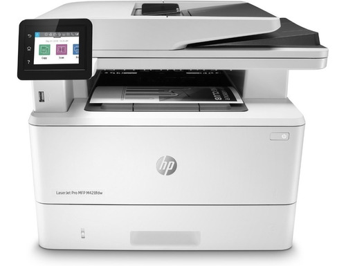 impresora laser hp m428fdw fax duplex wifi escaner m426 full