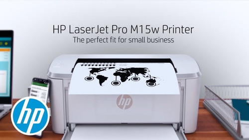 impresora laser hp wifi pro m15 w reemplazo m12w w2g51a 15w